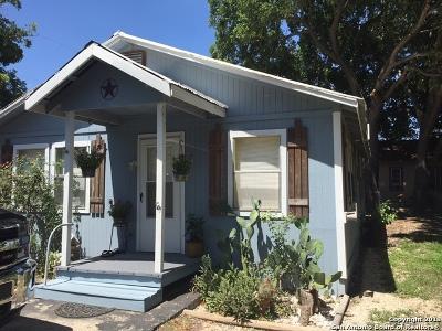 Seguin Single Family Home Back on Market: 358 Gerdes St