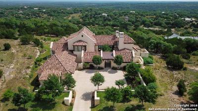 Boerne Single Family Home For Sale: 73 Summit Pass