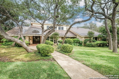 Bexar County Single Family Home For Sale: 12626 Hunters Chase St