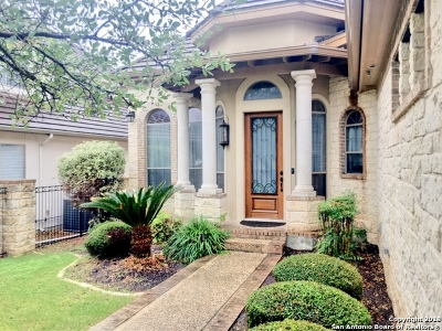 San Antonio Single Family Home Back on Market: 155 Westcourt Ln