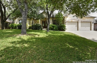 Helotes Single Family Home For Sale: 13919 French Park