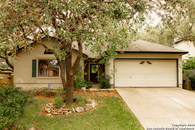 Schertz Single Family Home For Sale: 3209 Rosewell Pl