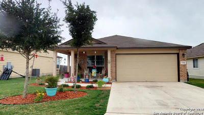 New Braunfels Single Family Home For Sale: 734 Wolfeton Way