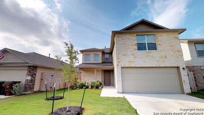 San Antonio Single Family Home Back on Market: 2715 Sunset Bend