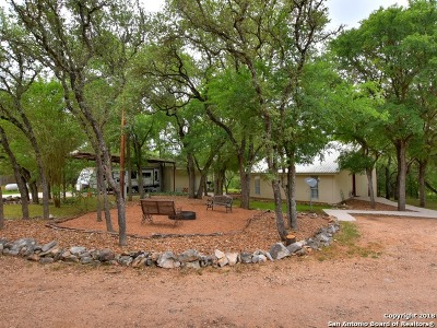 San Marcos Single Family Home For Sale: 301 Caliche Trail