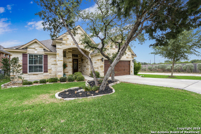 Helotes Single Family Home Active RFR: 13302 Windmill Trace