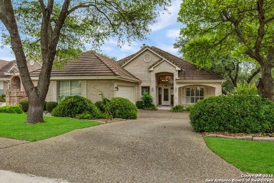 San Antonio Single Family Home Back on Market: 918 Grassy Meadows