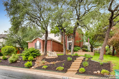 San Antonio TX Single Family Home Back on Market: $360,000