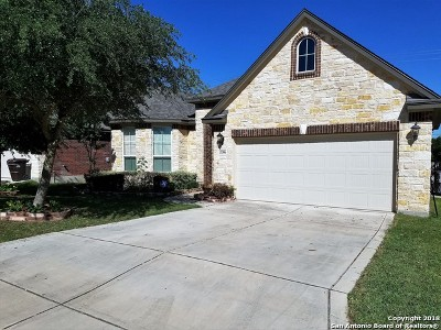 Helotes Single Family Home Active RFR: 13306 Windmill Trace