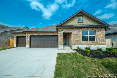 New Braunfels Single Family Home Back on Market: 808 Gray Cloud Drive