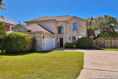 San Antonio Single Family Home For Sale: 2702 Sierra Salinas