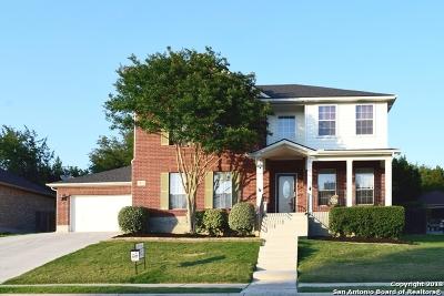 Schertz Single Family Home For Sale: 3512 Angora Trail