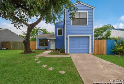 San Antonio Single Family Home Back on Market: 6030 Glacier Sun Dr