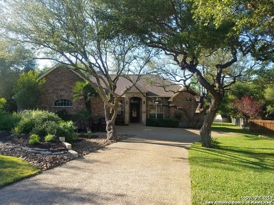 San Antonio Single Family Home Back on Market: 27427 Vera Rd