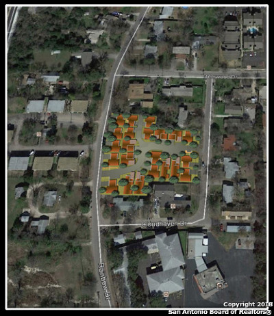 San Antonio Residential Lots & Land For Sale: 210 Rainbow Dr