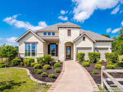 Boerne Single Family Home Price Change: 212 Aspen Drive