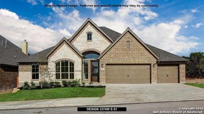 Comal County Single Family Home For Sale: 7951 Valley Crest