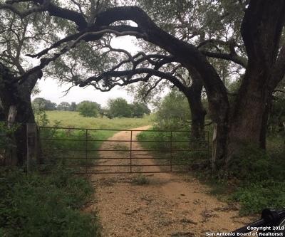 Wilson County Farm & Ranch For Sale: Cr427