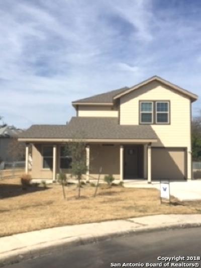 Single Family Home For Sale: 2631 Villa Norte