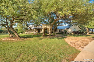 Single Family Home For Sale: 22720 Hanging Oak