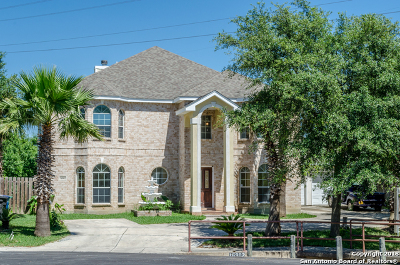 San Antonio Single Family Home For Sale: 16902 Vista Village Dr