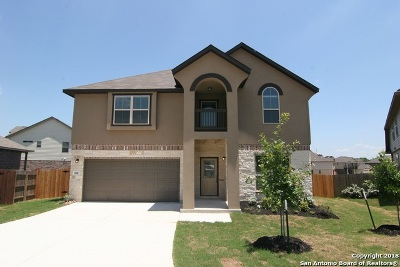 Cibolo Single Family Home For Sale: 508 Saddle Villa