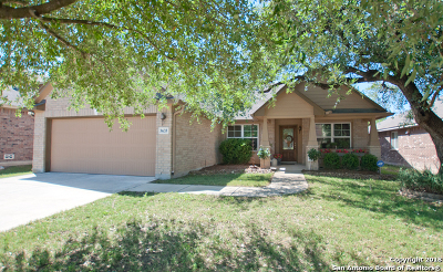 Single Family Home For Sale: 5635 Bonham Path