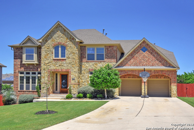 San Antonio Single Family Home Back on Market: 8707 River Trace
