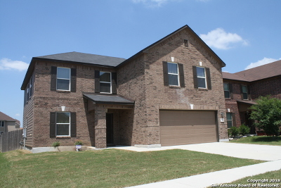 Converse Single Family Home For Sale: 7563 Copper Cove