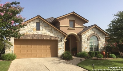 Tapatio Springs Single Family Home For Sale: 19 Hannah Ln