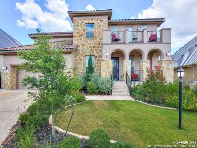 The Dominion Single Family Home For Sale: 10 Marbella Ct
