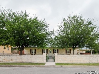 Bandera Single Family Home For Sale: 1815 White Tail