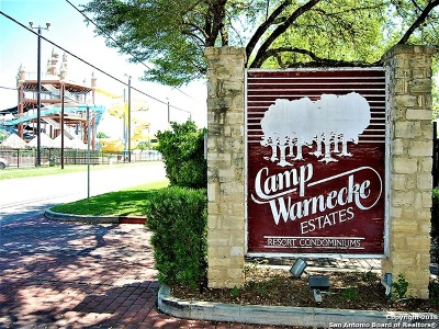 New Braunfels Condo/Townhouse For Sale: 371 W Lincoln St #B104