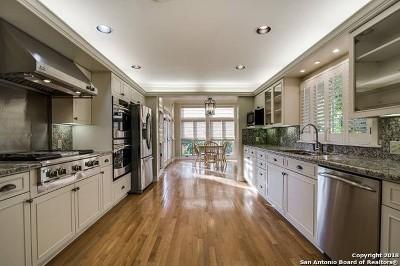San Antonio Single Family Home Price Change: 220 Wyanoke Dr