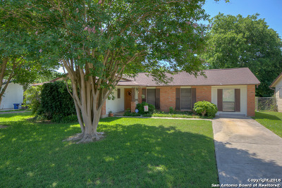 Schertz Single Family Home For Sale: 1044 Gettysburg Dr