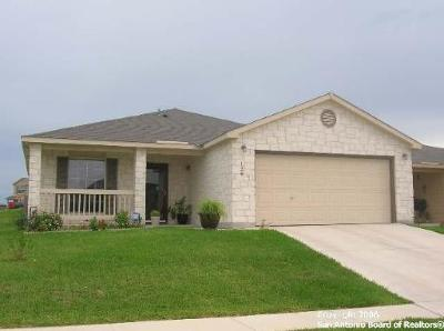 Cibolo Single Family Home For Sale: 120 Willow Path