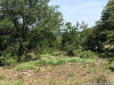 New Braunfels Residential Lots & Land For Sale: 1224 (Lot 542) Acquedotto