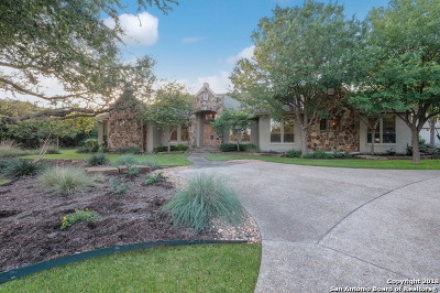New Braunfels Single Family Home For Sale: 9240 Blue Pt