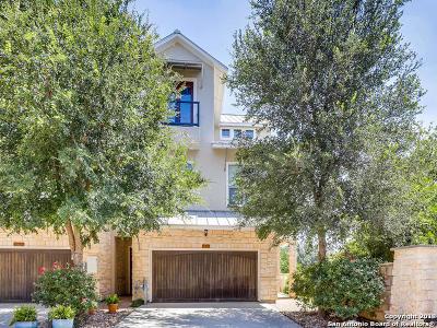Shavano Park Villas Single Family Home For Sale: 4189 Texas Elm