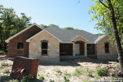 La Vernia Single Family Home For Sale: 160 Great Oaks Blvd