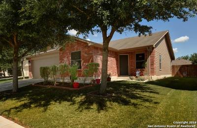 Cibolo Single Family Home Price Change: 309 Lasso Ln