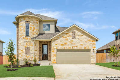 Cibolo Single Family Home Price Change: 945 Foxbrook Way