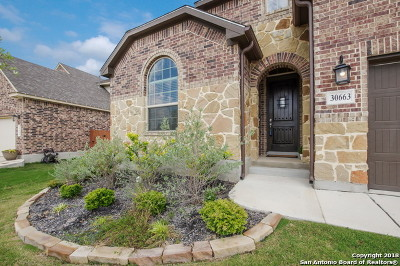 Bulverde Single Family Home Price Change: 30663 Horseshoe Path
