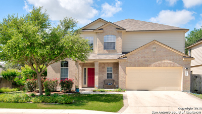Helotes Single Family Home For Sale: 10723 Alyssum Field