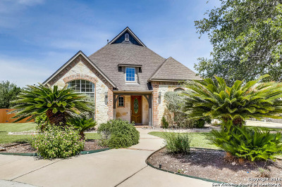 San Antonio Single Family Home For Sale: 110 Roan Trace