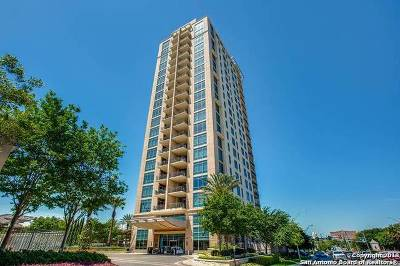 San Antonio Condo/Townhouse For Sale: 4242 Broadway St #902