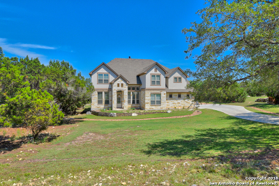 Comal County Single Family Home For Sale: 3138 Split Rock Cir