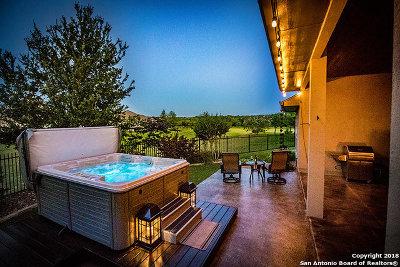 Single Family Home For Sale: 29906 Cibolo Ct