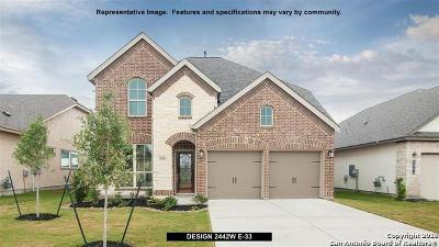 Seguin Single Family Home For Sale: 14826 Flint Glen