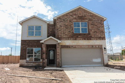 Helotes Single Family Home For Sale: 11806 Bricewood Pass